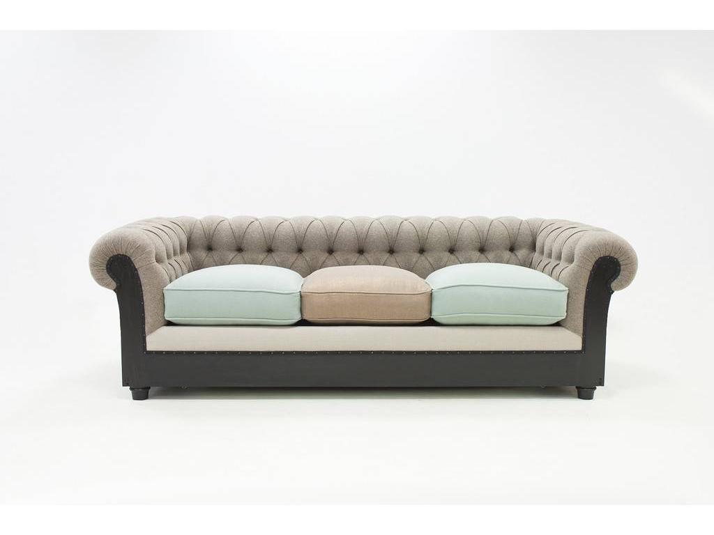Диван-кровать Crearte Essence Chesterfield